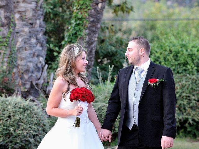 La boda de Alex y Denise en Can Font, Girona 117