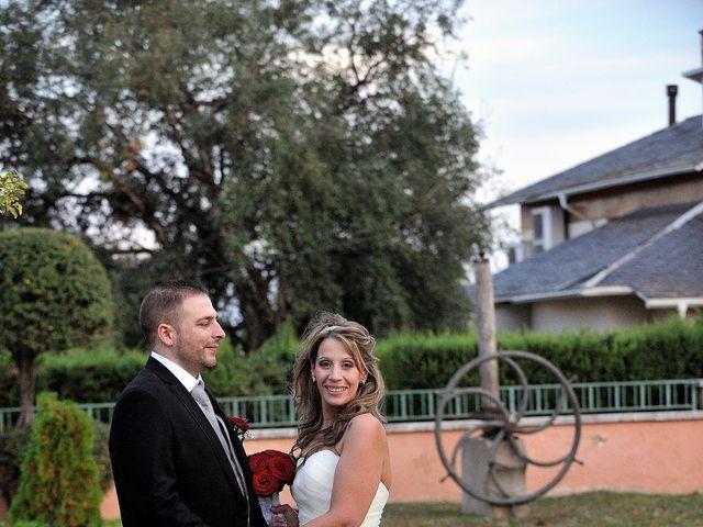La boda de Alex y Denise en Can Font, Girona 120