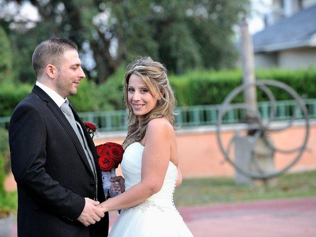 La boda de Alex y Denise en Can Font, Girona 121
