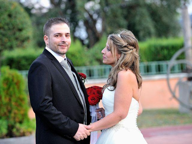 La boda de Alex y Denise en Can Font, Girona 122