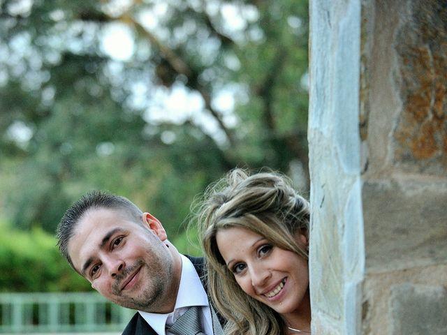 La boda de Alex y Denise en Can Font, Girona 123