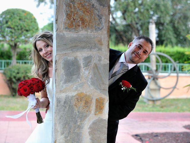 La boda de Alex y Denise en Can Font, Girona 125