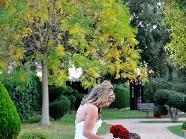 La boda de Alex y Denise en Can Font, Girona 126