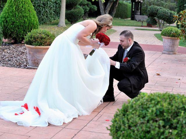 La boda de Alex y Denise en Can Font, Girona 127