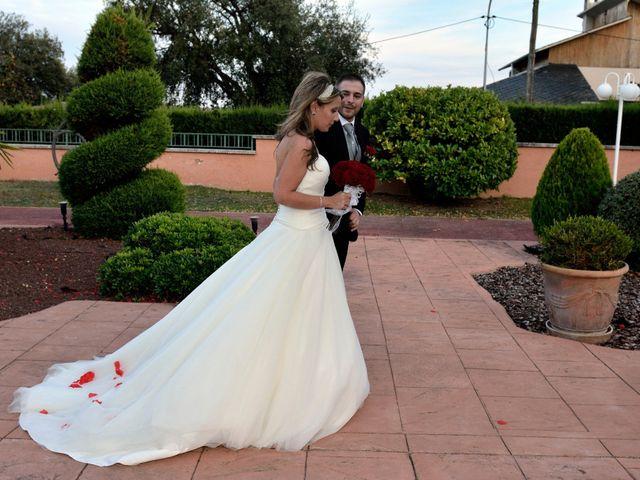 La boda de Alex y Denise en Can Font, Girona 128