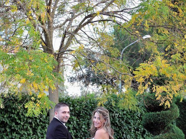 La boda de Alex y Denise en Can Font, Girona 129