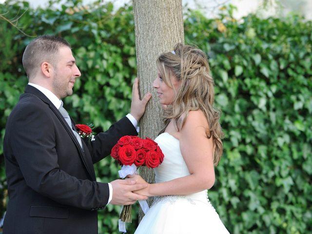 La boda de Alex y Denise en Can Font, Girona 131