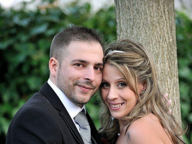 La boda de Alex y Denise en Can Font, Girona 134