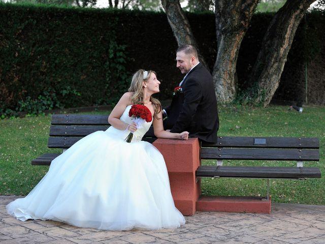 La boda de Alex y Denise en Can Font, Girona 135