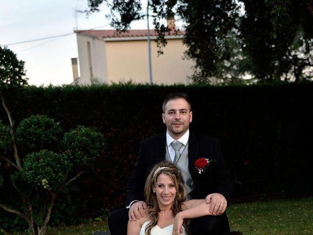 La boda de Alex y Denise en Can Font, Girona 138