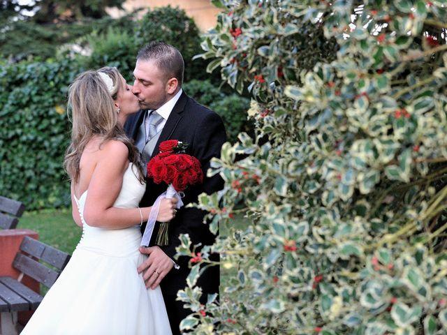 La boda de Alex y Denise en Can Font, Girona 139