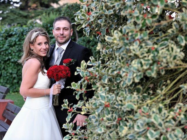 La boda de Alex y Denise en Can Font, Girona 142