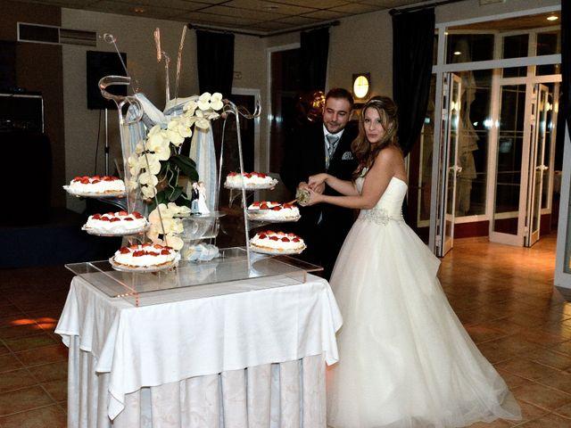 La boda de Alex y Denise en Can Font, Girona 157