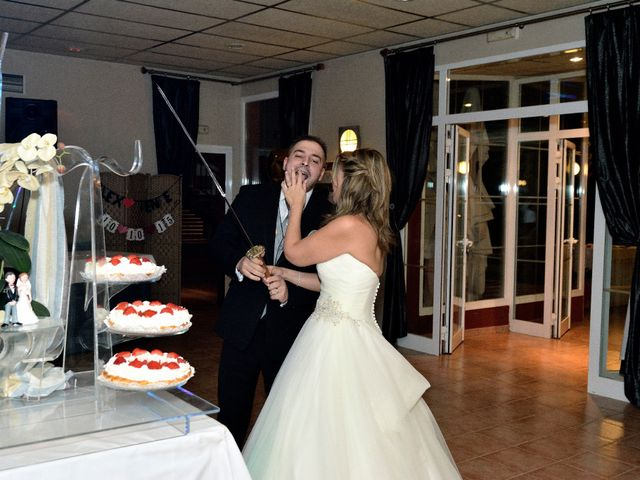 La boda de Alex y Denise en Can Font, Girona 158