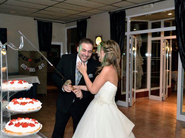 La boda de Alex y Denise en Can Font, Girona 159