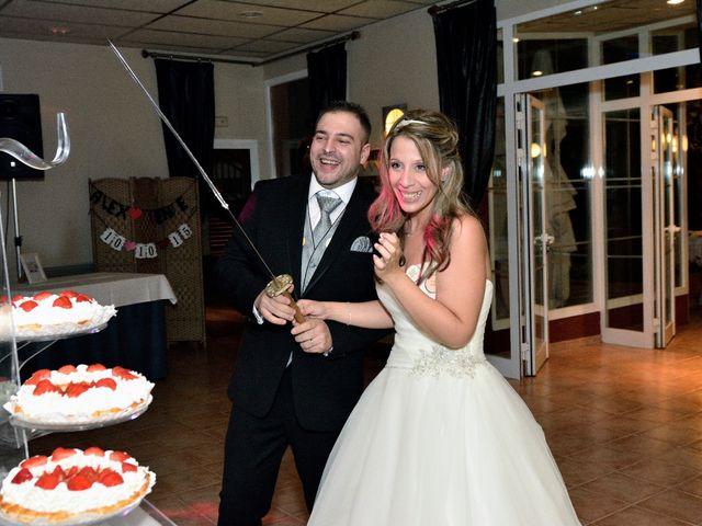 La boda de Alex y Denise en Can Font, Girona 160