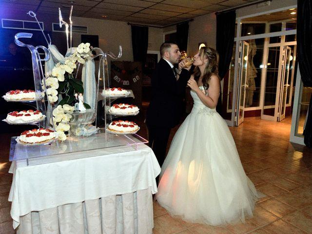 La boda de Alex y Denise en Can Font, Girona 161