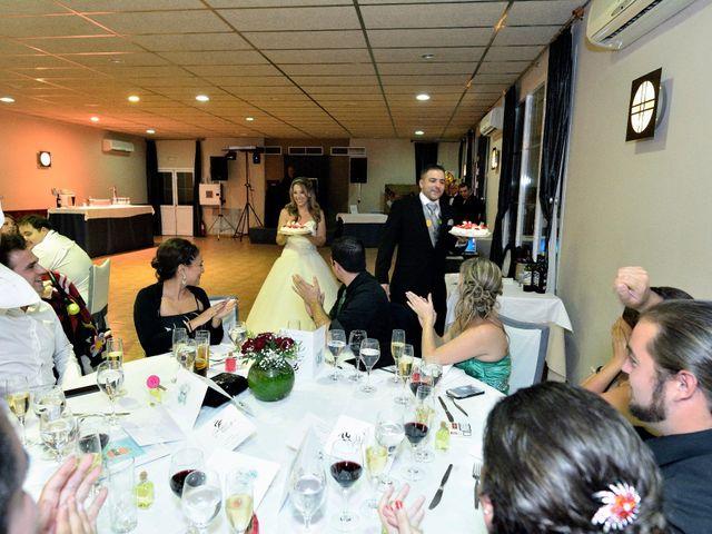 La boda de Alex y Denise en Can Font, Girona 162
