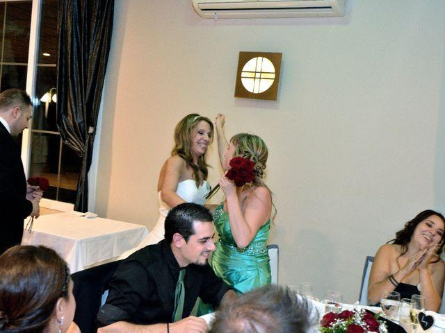 La boda de Alex y Denise en Can Font, Girona 164
