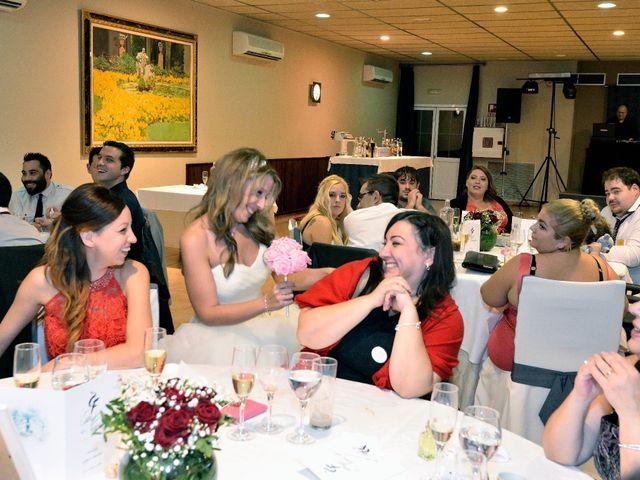 La boda de Alex y Denise en Can Font, Girona 171