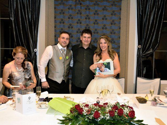 La boda de Alex y Denise en Can Font, Girona 175