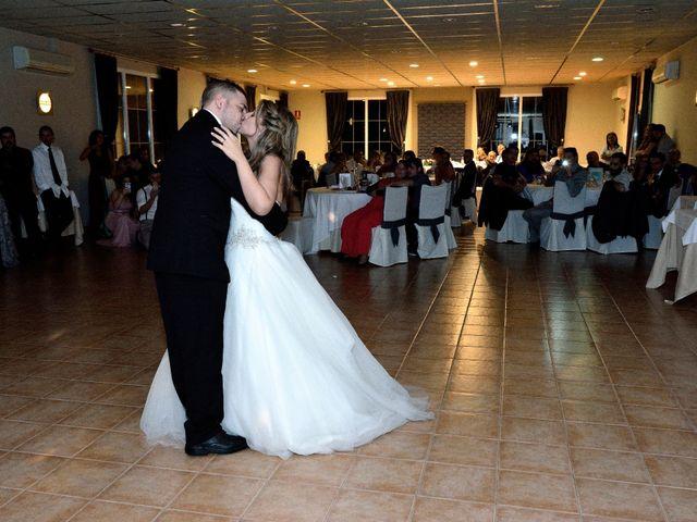 La boda de Alex y Denise en Can Font, Girona 179