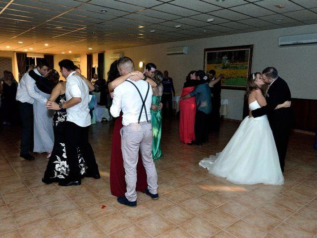La boda de Alex y Denise en Can Font, Girona 182