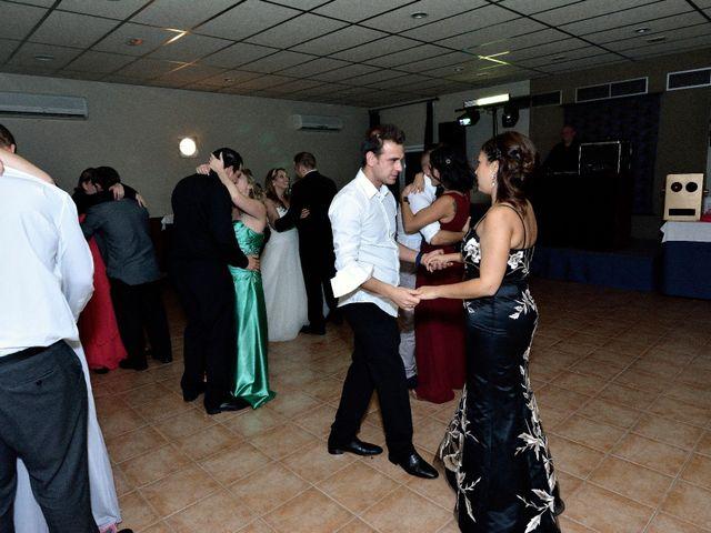 La boda de Alex y Denise en Can Font, Girona 183