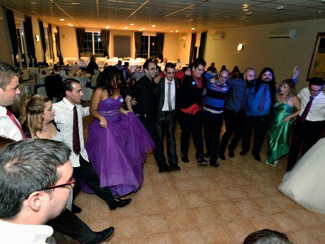 La boda de Alex y Denise en Can Font, Girona 186