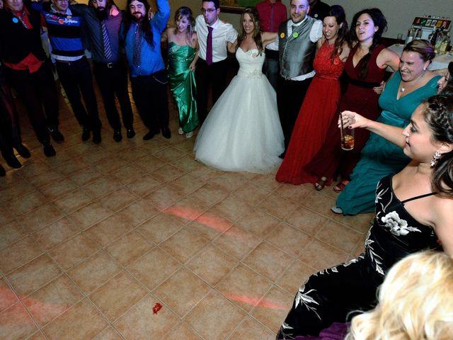 La boda de Alex y Denise en Can Font, Girona 187