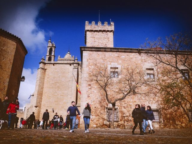 La boda de Genis y Guadalupe en Cáceres, Cáceres 100
