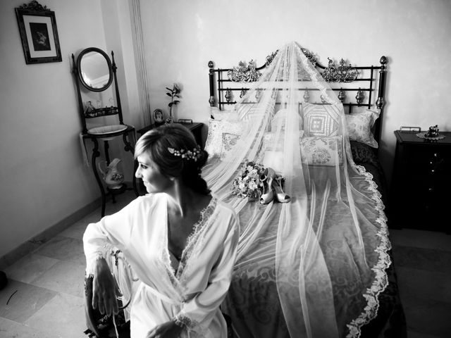La boda de Patryk y Alba en Almería, Almería 21
