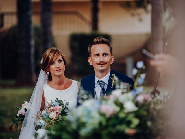 La boda de Patryk y Alba en Almería, Almería 26