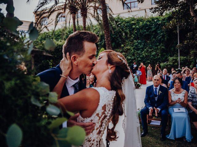 La boda de Patryk y Alba en Almería, Almería 28