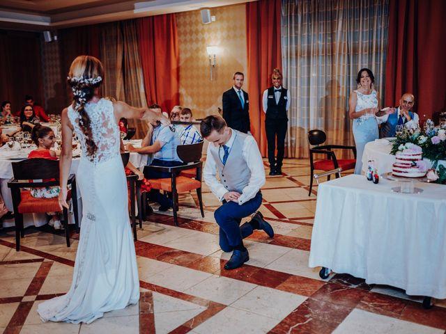 La boda de Patryk y Alba en Almería, Almería 38