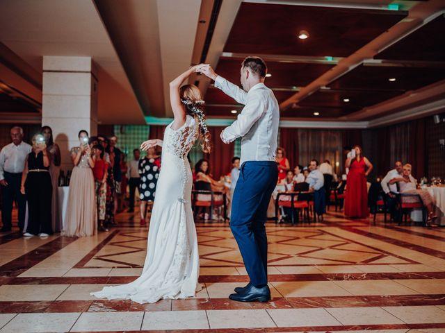 La boda de Patryk y Alba en Almería, Almería 42