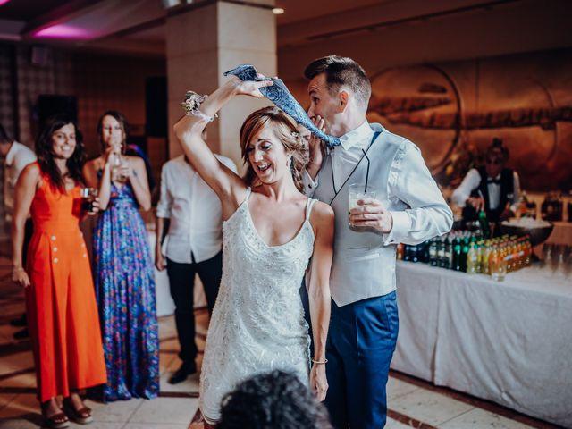 La boda de Patryk y Alba en Almería, Almería 43