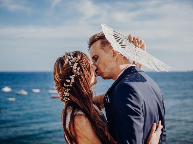 La boda de Patryk y Alba en Almería, Almería 44