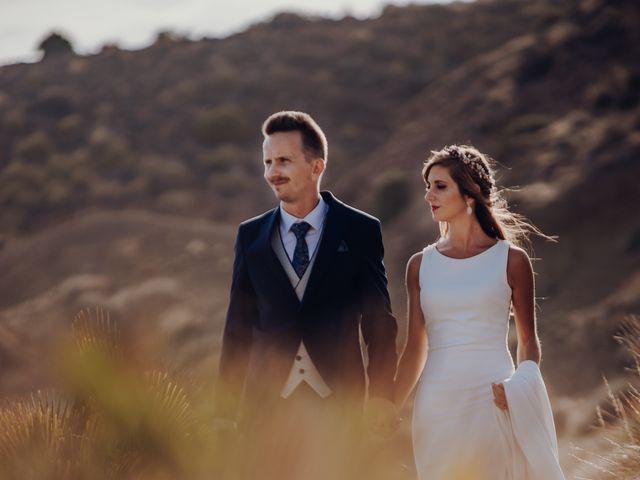 La boda de Patryk y Alba en Almería, Almería 46