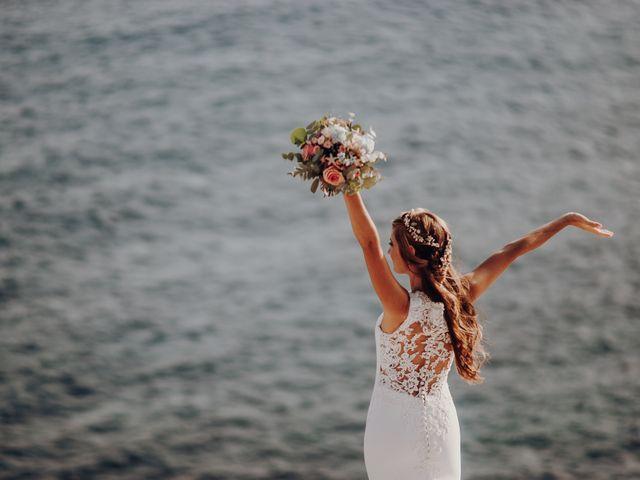 La boda de Patryk y Alba en Almería, Almería 48