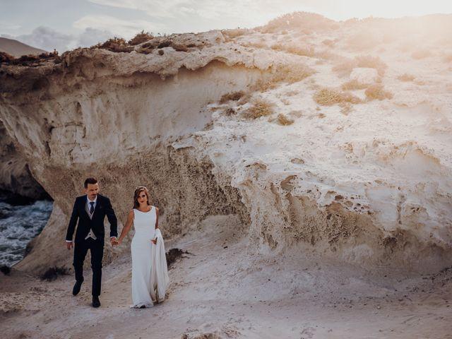 La boda de Patryk y Alba en Almería, Almería 1