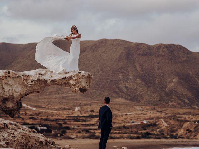 La boda de Patryk y Alba en Almería, Almería 50