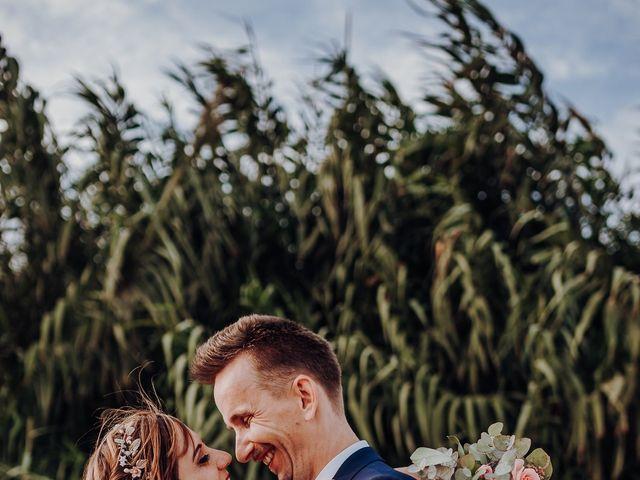 La boda de Patryk y Alba en Almería, Almería 53