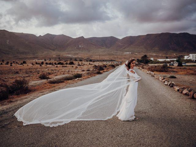 La boda de Patryk y Alba en Almería, Almería 57