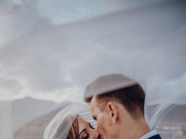 La boda de Patryk y Alba en Almería, Almería 2
