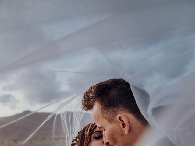 La boda de Patryk y Alba en Almería, Almería 58