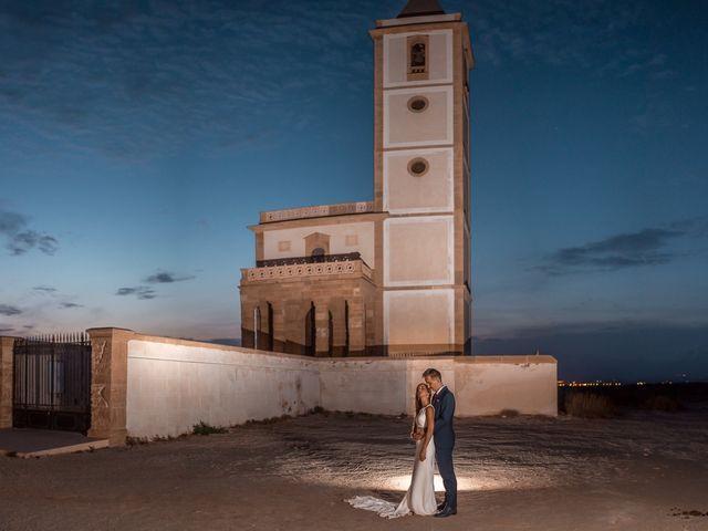 La boda de Patryk y Alba en Almería, Almería 61