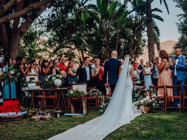 La boda de Patryk y Alba en Almería, Almería 68