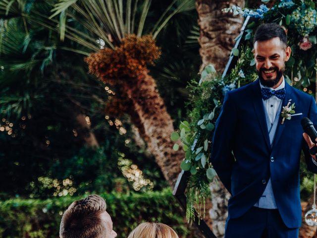 La boda de Patryk y Alba en Almería, Almería 69