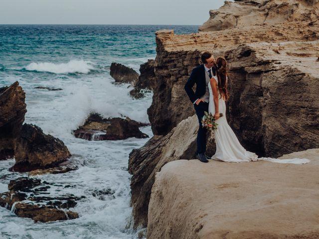 La boda de Patryk y Alba en Almería, Almería 73